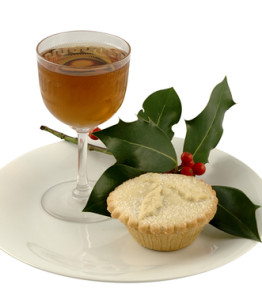 A Mince Pie and Sherry